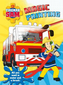 Fireman Sam  Magic Painting