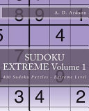 Sudoku Extreme Volume 1