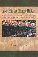 Analyzing the Chinese Military