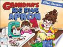 Grandma's Big Blue Apron