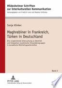 Maghrebiner in Frankreich, Türken in Deutschland