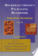 Microelectronics Packaging Handbook