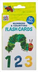 World Of Eric Carle Numbers Counting Flash Cards