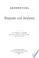 Grammatical Diagrams and Analyses