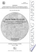 From Tribe To State Volume 2