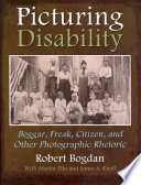 Picturing Disability book