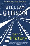 Zero History-book cover