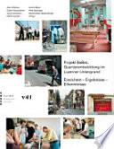Projekt BaBeL: Quartierentwicklung im Luzerner Untergund