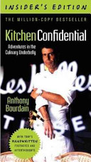 Kitchen Confidential  Insider s Edition
