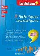 Techniques touristiques   Le Volum