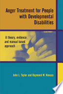 Anger Treatment for People with Developmental Disabilities