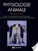 Physiologie Des Animaux Marins par Raymond Gilles, Michel Anctil