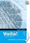 Voila  1 Teacher s Book