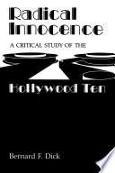 Ebook Radical Innocence Epub Bernard F. Dick Apps Read Mobile