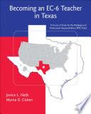 Becoming an EC-6 Teacher in Texas
