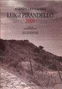Agenda letteraria Luigi Pirandello
