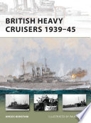British Heavy Cruisers 1939   45