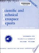 Scientific And Technical Aerospace Reports : ...