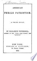 American Female Patriotism