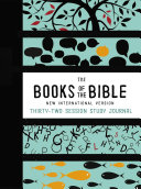 The Books of the Bible Study Journal