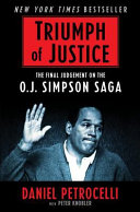 Triumph of Justice  Closing the Book on the Simpson Saga
