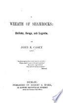 A Wreath of Shamrocks