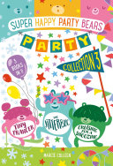 Super Happy Party Bears Party Collection  3