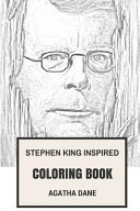 Stephen King Inspired Coloring Book