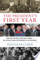 The President s First Year