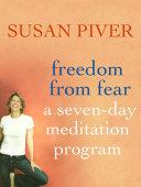 download ebook freedom from fear: a seven-day meditation program pdf epub