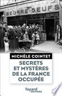 Secrets et myst  res de la France occup  e