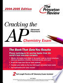 Cracking the AP Chemistry