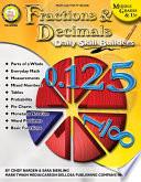 Fractions   Decimals  Grades 6   12