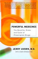 Powerful Medicines : a premium price over your generic...