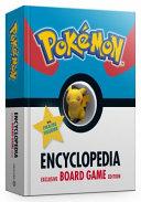 Official Pokemon Encyclopedia Special Edition