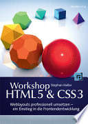 Workshop HTML5   CSS3