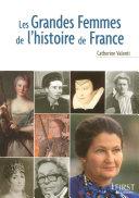 Petit livre de   Les grandes femmes de l histoire de France