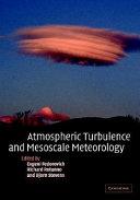 Atmospheric Turbulence and Mesoscale Meteorology