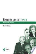 Britain since 1945
