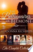 Billionaires Of Belmont Boxed Set Books 1 5