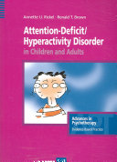 Attention deficit hyperactivity Disorder in Children and Adults