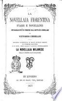 La novellaja Fiorentina  Fiabe e novelline stenografate in Firenze dal dettato popolare