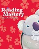 Reading Mastery Reading Literature Strand Grade K Storybook