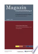 Citizenship Education. Auf der Suche nach dem Politischen in der Postdemokratie