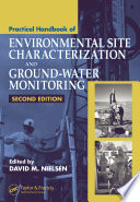 Practical Handbook Of Environmental Site Characterization And Ground Water Monitoring Second Edition book