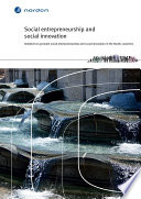 Social entrepreneurship and social innovation in the Nordic countries