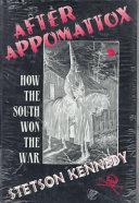 After Appomattox Book PDF