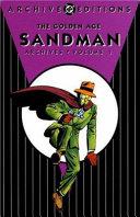 The Golden Age Sandman Archives
