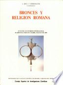 illustration Bronces Y Religión Romana