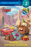 Mater s Birthday Surprise  Disney Pixar Cars